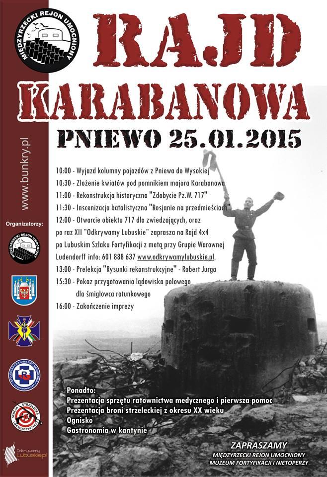 rajd karabanowa