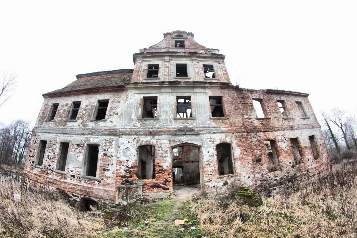 pałac w studzieńcu