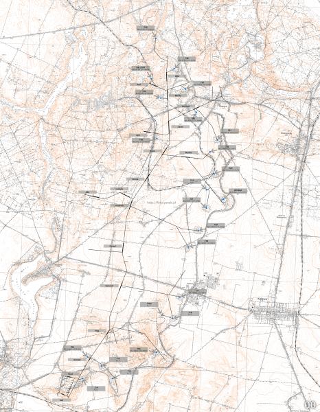 mapa mru